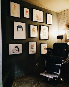 Barber Shop in #CMLondon