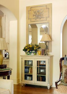 Southern Living Idea House - traditional - Living Room - Little Rock - Cobblestone & Vine
