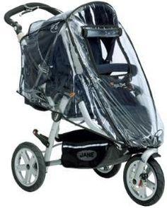 Este plástico es valido para cualquier silla con capota de 3 o 4 ruedas y se ajusta a la perfección.