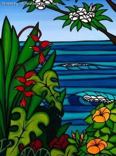 Heather Brown Art. My next big art purchase!!! Luv