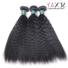 100.10$  Buy here - https://alitems.com/g/1e8d114494b01f4c715516525dc3e8/?i=5&ulp=https%3A%2F%2Fwww.aliexpress.com%2Fitem%2F8A-Brazilian-Virgin-Hair-Kinky-Straight-Hair-Weave-Bundles-Raw-Human-Italian-Yaki-Straight-Hair-Weave%2F32733810063.html - 8A Brazilian Virgin Hair Kinky Straight Hair Weave Bundles Raw Human Italian Yaki Straight Hair Weave Coarse Yaki Hair Extension