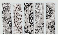 love these zentangles