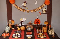 Cute Halloween Party