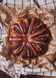 Brioche de calabaza y Nutella (paso a paso), The Art of Cupcakes