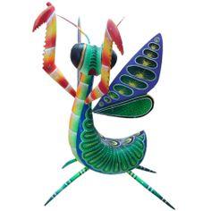 Alebrije - mantis