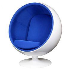 ModWay Furniture The Kids Kaddur Chair In Blue - Beyond the Rack
