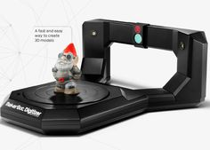 Makerbot Digitiser launch unleashes portable 3D scanner