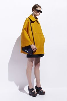 Carven Resort 2014 Fashion Show