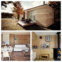 Caba as de campo peque as on pinterest google cabanas - Casa ecologicas prefabricadas ...