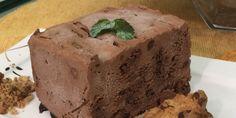Sorvete Musse com biscoito!! Sabor e textura inigualável