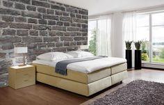 Bildergebnis für schlafzimmerwand grau gestalten