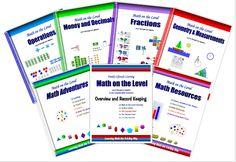 Full Curriculum (pre-k through pre-algebra)--$295