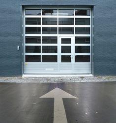 Architectural Element 7 Retractable Garage Doors Garage