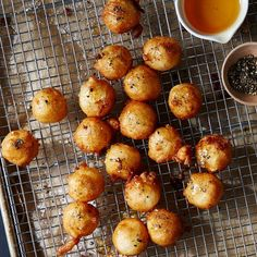 Fried Goat Cheese with Honey and Black Pepper Recipe on Food52 recipe on Food52