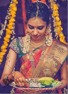 jewelorigins.com-Indian Designer Gold and Diamond Jewellery,Indian Bridal Jewellery: South Indian Bridal Jewellery