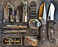It's and we've created a brand new list of essential survival items for this year! The best bushcraft gear, survival tools, and prepping gear, all in this short list. Global Knife Set, Global Knives, Survival Gadgets, Survival Tools, Bushcraft Gear, Bushcraft Camping, Edc Tactical, Everyday Carry Gear, Autumn Cozy