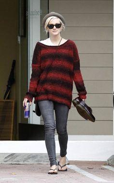 Ashlee Simpson/ Ecote Mohair Sweater