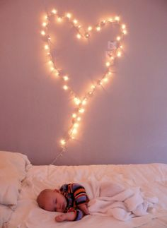 Nursery fairy lights - please always use cool-to-the-touch LEDs, not filament bulbs! Discount Bedroom Furniture, Bedroom Images, Bedroom Ideas, Nursery Ideas, University Rooms, Unique Mirrors, Comfy Bedroom, Teen Girl Bedrooms, Teen Bedroom