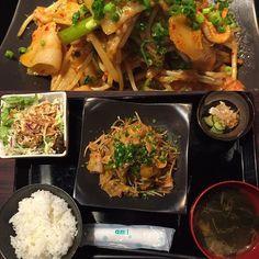 事務所の近くでランチなかなか美味しい#okinawa #naha #lunch