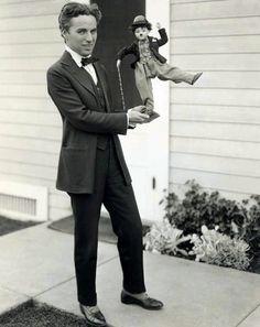 Charlie Chaplin (1920s?).