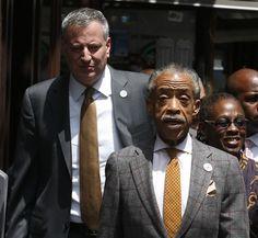 Ex-NYPD Commissioner Kerik: De Blasio, Sharpton Have 'Blood on Their Hands'