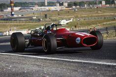 Ferrari 312/67 (Chris Amon) Jarama 1967 The GP of Spain