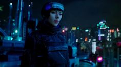 3 New TV Spots for GHOST IN THE SHELL Shows Off Cool New Footage and Story Info — GeekTyrant