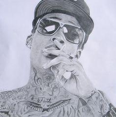 Like my work? Visit my etsy shop :)  https://www.etsy.com/listing/152475203/custom-drawn-portrait