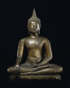 Image from http://upload.wikimedia.org/wikipedia/commons/6/6c/Thai_-_Buddha_at_the_Moment_of_Victory_-_Walters_542775.jpg.