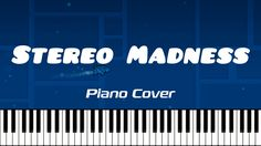 STEREO MADNESS — Piano Cover (Geometry Dash) - YouTube