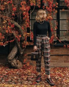 Cute Casual Outfits, Fall Outfits, Fashion Outfits, Moda Vintage, Mode Inspiration, Mode Style, Look Cool, Aesthetic Clothes, I Dress