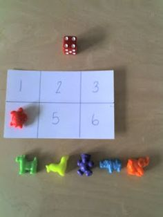 Help children learn their numbers.