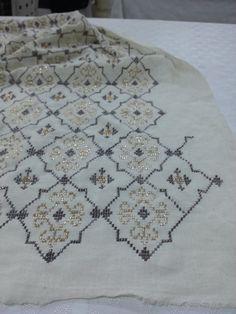Cross Stitch Embroidery, Cross Stitch Patterns, Pattern Art, Oriental, Quilts, Blanket, Crochet, Crochet Carpet, Cross Stitch
