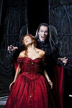 Tanz der Vampire, Graf von Krolock und Sarah: