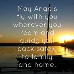 Come home safe & sound