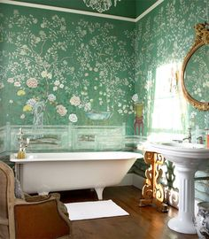 de Gournay Chinoserie
