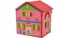 RICE Spielzeugkorb großes Landhaus