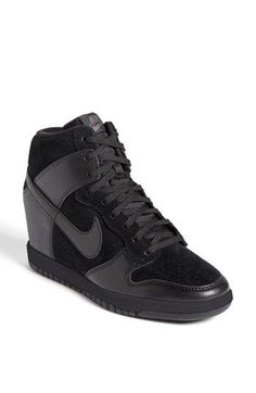 detailed pictures 52e2d 563be Nike Dunk Sky Hi Wedge Sneaker (Women)  Nordstrom Nike Shoes 2014