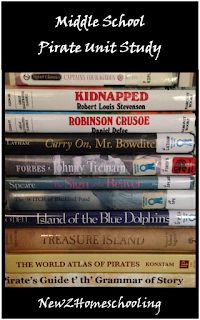 This is not the usual pirate unit study. This is for upper elementary to middle school age. It all started with watching the. Witch Of Blackbird Pond, Pirate Life, The Middle, Upper Elementary, British History, Teaching Kids, Lesson Plans, Just In Case, Curriculum