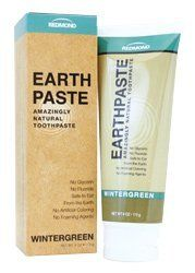 Earthpaste Amazingly Natural Toothpaste- Wintergreen 4 Ounces by Redmond Trading Company, http://www.amazon.com/dp/B0080L9FHA/ref=cm_sw_r_pi_dp_jMMcsb1V1KRT6
