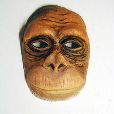 Opičí maska