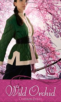 "Wild Orchid: A Retelling of ""The Ballad of Mulan"" (Once upon a Time) by Cameron Dokey http://www.amazon.com/dp/1416971688/ref=cm_sw_r_pi_dp_E5eTvb02Z09VE"