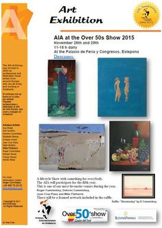 AIA at the Over 50s Show - Web oficial de turismo de Andalucía
