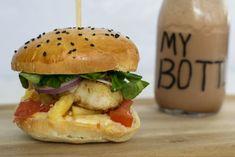Recipe: Chicken burger ⋆ MoniaMagdalena