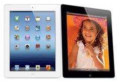 New Apple iPad. Already out of stock..