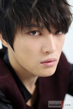"""""""As an actor, kiss scene and undressing scene are also the kind of work that I'll have to do."""" Kim Jaejoong, a member of JYJ, challenged the film after the drama. In 'Code Name: Jackal' that he was… Kim Jae Joong, So Ji Sub, Asian Actors, Korean Actors, Korean Pop Group, Yoo Ah In, Korean Star, Korean Guys, Handsome Actors"""