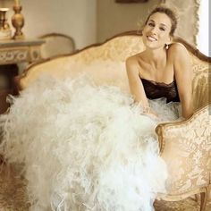 Inspiration Fashion of me  Queen Sarah Jessica Parker