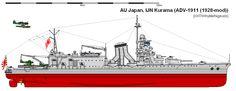 Nave auxiliar  Kurama