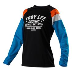 Check out the deal on Troy Lee Designs - 2014 Rev Jersey (Women's) at BTO SPORTS
