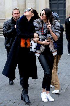 Bella Hadid & Kendall Jenner